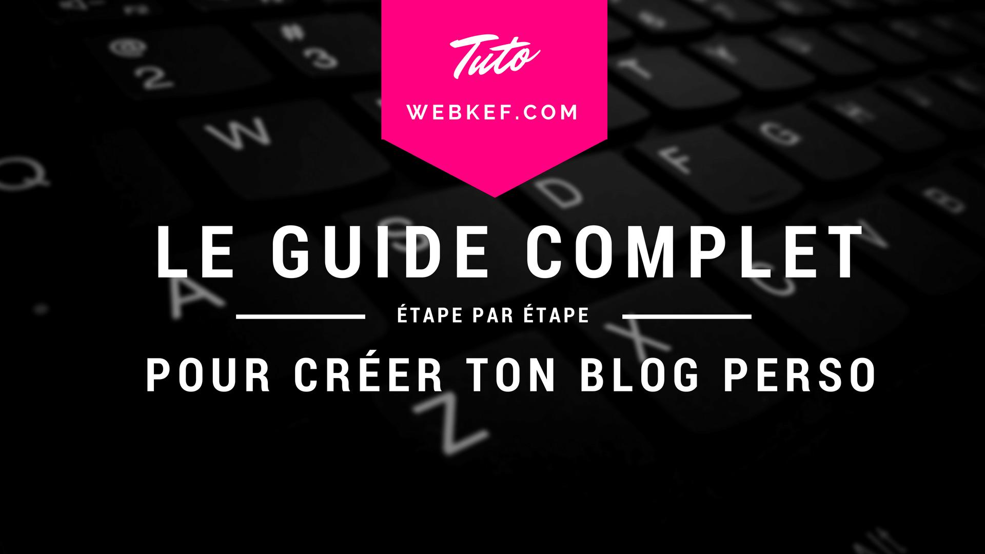 Créer son blog avec Publii CMS